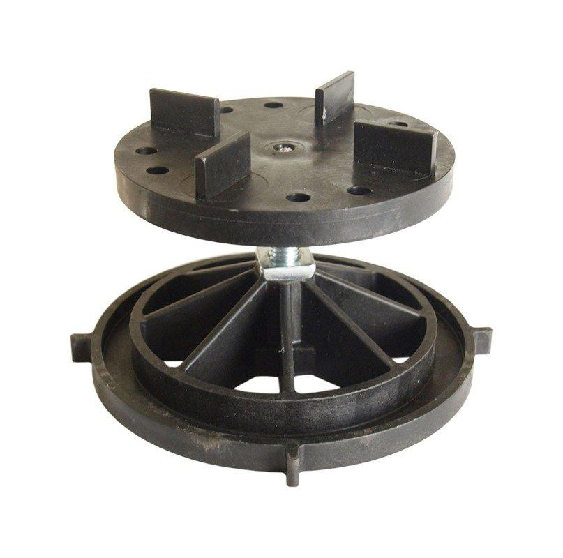 Regulowane Podkładki Pod Płyty Tarasowe Xy 60 80mm